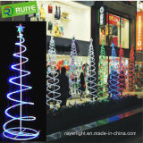 Indicatori luminosi impermeabili dell'albero di Natale della decorazione LED di motivo dell'indicatore luminoso della corda del LED