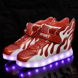 Сделано в ботинках обязанности СИД USB Китая для детей