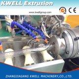 유연한 투명한 PVC 철강선 강화된 물 흡입 호스 압출기