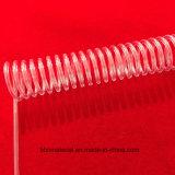 Tubo a spirale a temperatura elevata del quarzo