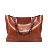 Las mujeres hombro Tote Satchel Bag Lady Messenger Bolso Bolso de la Manija superior
