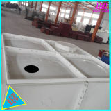 El tanque de agua modificado para requisitos particulares de FRP/GRP