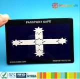 RFID Blockerkarte zerhackendes ANTIRFID Karte blockend