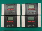 Steca Tarom4545情報処理機能をもったPWMの太陽系の製品LCDの表示12V 24Vの充電器のコントローラ45A