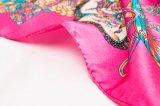 Projetar o lenço de 100%Silk Credpe para a mulher