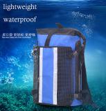 Sacchetto impermeabile leggero durevole dello zaino del sacchetto di tre di colori sport di modo