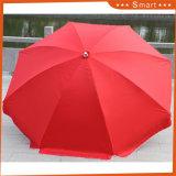 Китай оптовых поставщиков водонепроницаемый сад пляжный зонт наружной рекламы