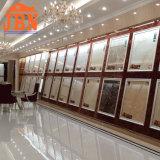 il pavimento crema di colore di 500X500mm Porcelanato ha lucidato le mattonelle fatte in Cina (JP5003)