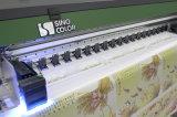 Ricoh Gen5 헤드를 가진 UV 인쇄 기계 Ruv-3204를 구르는 더 빠른 롤