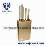 3G 4Gの携帯電話のWiFiの携帯用手持ち型妨害機