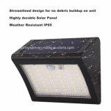Angeschaltenes Sicherheits-Garten-Solarlicht des PIR Bewegungs-Fühler-Licht-super helles 38 LED