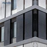 Алюминиевый экран отрезока лазера панели фасада