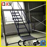 7 ' W X andamio de acero de la unidad de la escalera de H 6 ' 4 ''