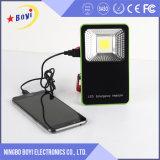 Nachladbare Arbeits-Lichter, batteriebetriebene LED-Arbeits-Lichter