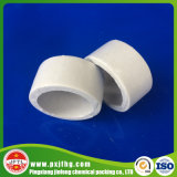 Boucles en céramique de Raschig d'alumine pour les remplissages chimiques