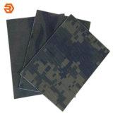 Fibra de epóxi de camuflagem folha laminada G10/Administração/painel para a pega da Faca