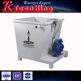 Wasserstrahlausschnitt-Maschine mit freitragender Zelle