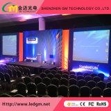 Publicidade Display LED de cor total no interior do painel da tela (P2, P2.5, P3, P3.91, P4, P4.81, P5, P6, P7.62 Módulo de vídeo)