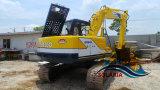 Máquina escavadora usada mas boa Kobelco Sk120 da esteira rolante para a venda