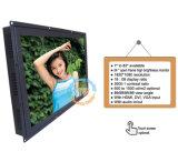 Portable 24 Monitor Zoll LCD-HDMI mit AV/Cvbs, Cat5 fertigen kundenspezifisch an (MW-241MEH)