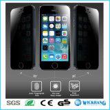Protector de la pantalla del vidrio Tempered de la aislamiento del Anti-Espía para la edición del iPhone X