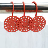 Из нержавеющей стали Rustproof S формы металлические крючки в душе шторы