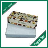Коробка подарка типа основания и крышки упаковывая оптом