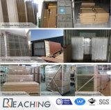 Porte en bois imperméable à l'eau respectueuse de l'environnement de Composit avec la surface de mélamine