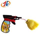 Пластичная игрушка пушки пусковой установки кулачка для промотирования