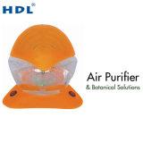 Портативная Leaf-Shaped вода радуги - основанная машина Freshener воздуха ароматности