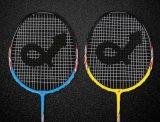 Racket van het Badminton van de Legering van het Staal van de lage Rang de Vierkante Hoofd voor Beginner