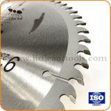 Lâmina de serra para madeira Carbide a lâmina da serra para corte de madeira de alumínio