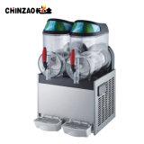 De bevroren Machine Margarita Slush Machine Xrj-10L*2 van de Drank van de Machine van de Sneeuwbrij van de Drank