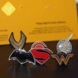 Distintivo su ordinazione di promozione di Suvenir di marchio del metallo di buona qualità