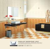 azulejo esmaltado de cerámica interior de la pared del material de construcción de 300X600m m para el cuarto de baño