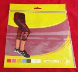 Ziplockが付いている習慣によって薄板にされる衣服またはズボンのプラスチック包装袋