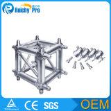 アルミニウムトラスタワーおよび地上サポートタワーのための袖のブロック