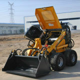 Mini-Chargeurs Skid Steer Yrx380 Mini Digger Le chargeur