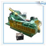 Prensa Y81 de alumínio Waste horizontal automática
