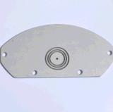 6063 Perfil de aluminio extruido con mecanizado CNC