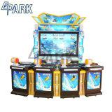 Münzen4 Spieler-Säulengang-elektrische Fischen-Maschine