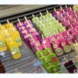 Petite boutique d'utilisation Popsicle Stick de la machine en acier inoxydable