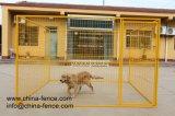 2.8m*2.8m*1.8mの販売(XMR97)のための大きい電流を通された金網犬のケージか犬の搭乗