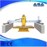 Máquina de Sawing de pedra da ponte do laser para o mármore da estaca/granito (HQ400/600)