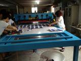 Cortadora automática del zigzag de la muestra de la materia textil
