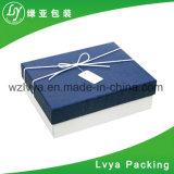 堅い平たい箱の折る紙箱の卸売をカスタム設計しなさい