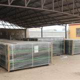 Cerca revestida soldada venta caliente del acoplamiento de alambre del PVC de la seguridad 2017