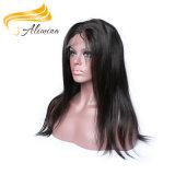 Alimina 중대한 질 Virgin 사람의 모발 가득 차있는 레이스 가발