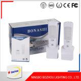 LED夜ライトセンサー、差込式の壁夜ライト