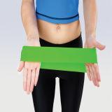 Artigos aeróbios da promoção das faixas do látex de Alibaba, faixa do estiramento do exercício